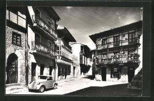 AK Santillana del Mar, Plaza Sto. Domingoy Calle J. Infante