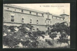 AK Toledo, Estacion Hospital de Afuera, Bahnhof