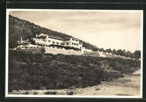AK Mallorca-Pollensa, Hotel Formentor