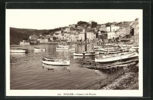 AK Soller, Caserio del Puerto