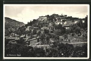AK Mallorca-Deya, Gesamtansicht