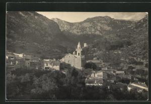 AK Valldemosa-Mallorca, Teilansicht