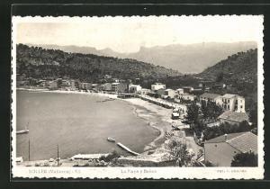 AK Soller-Mallorca, La Playa y Banos