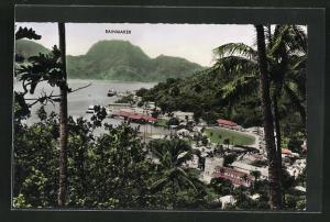 AK Samoa, View of Pago Pago