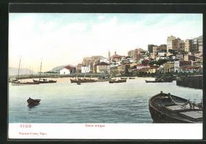 AK Vigo, Casco antiguo