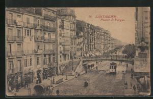 AK Santander, Puente de Vargas