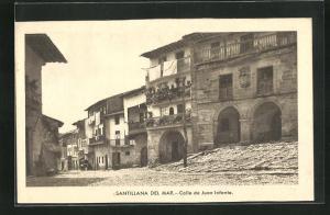 AK Santillana del Mar, Calle de Juan Infante