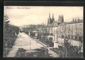 AK Burgos, Paseo del Espolon