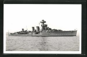 AK H.M.S. Coventry, britisches Kriegsschiff