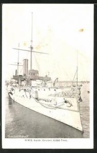 AK H.M.S. Forth, britisches Kriegsschiff