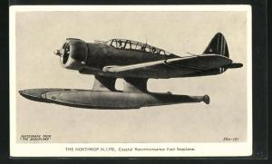 AK The Northrop N. 3. PB., Coastal Reconnaissance Fast Seaplane
