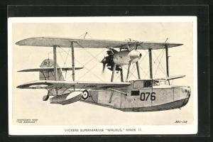 AK Vickers Supermarine Walrus, Mark 11