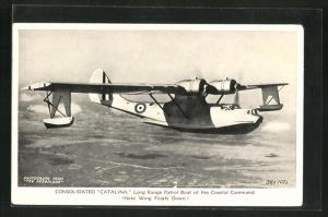 AK Consolidated Catalina, Long Rage Patrol Boat of the Coastal Command