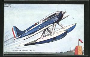 AK The Vickers Supermarine, Schneider Trophy Winner