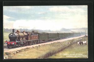 AK Paris-Calais Express, Northern Railway of France