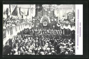 AK Dresden, IVa Internacia Esperantista Kongreso 1908