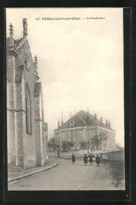 AK Chateauneuf-sur-Cher, Le Presbytère