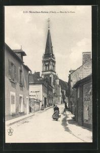 AK Menetou-Salon, Rue de la Gare
