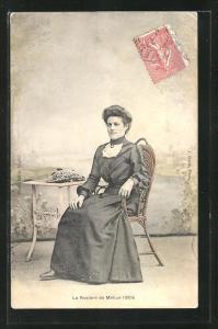 AK Mehun, La Rosière de Mehun 1904