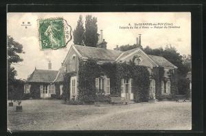 AK St-Germain-du-Puy, Colonie du Val d Yévre, Maison du Directeur
