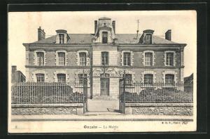 AK Onzain, La Mairie