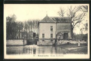 AK Romorantin, Moulin des Poulies