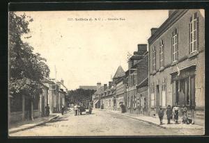 AK Salbris, Grande Rue