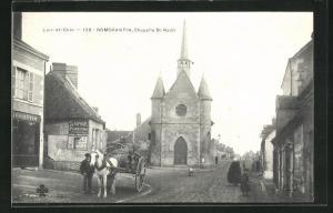 AK Romorantin, Chapelle St-Roch