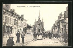 AK Romorantin, Faubourg Saint-Roch