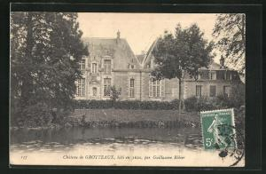 AK Grotteaux, Chateau