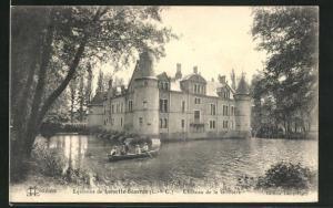 AK Lamotte-Beuvron, Chateau de la Grilliere