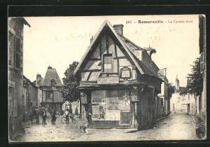 AK Romorantin, Le Carroir dore