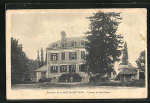 AK La Motte-Beuvron, Chateau de Bouchetau