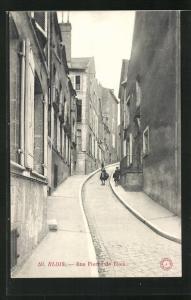 AK Blois, Rue Pierre de Blois