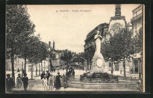AK Dijon, Place Grangier