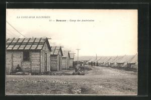AK Beaune, Camp des Americains
