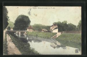 AK Dijon, Ecluse de Larrey