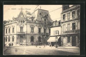 AK Dijon, La Caisse d`Epargne