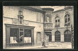 AK Dijon, Echaugette, Rue Vannerie