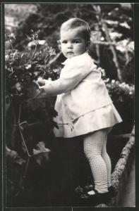 Fotografie Tochter von Grace Kelly & Fürst Rainier von Monaco