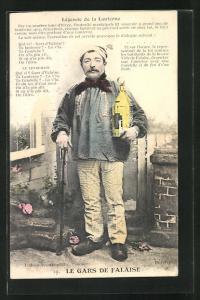 AK Falaise, Le Gars de Falaise, Legende de la Lanterne