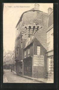 AK Vire, La Tour Saint-Sauveur