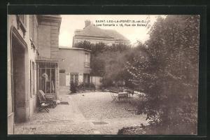 AK Saint-Leu-la-Foret, Les Tamaris, 16, Rue de Boissy