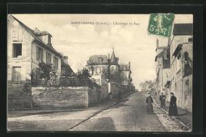 AK Saint-Gervais, L`Interieur du Pays