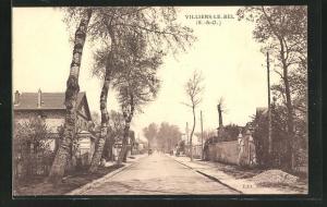 AK Villiers-le-Bel, Ortspartie