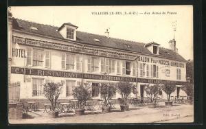 AK Villiers-le-Bel, Aux Armes de France