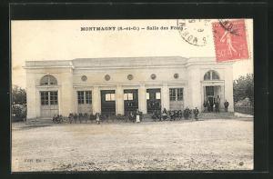 AK Montmagny, Salle des Fetes