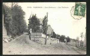 AK Parmain, Les Coteaux, La Tuilerie