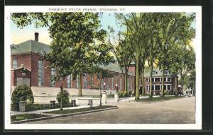AK Windsor, VT, Vermont State Prison