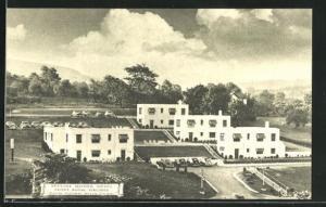 AK Front Royal, VA, Skyline Motor Hotel